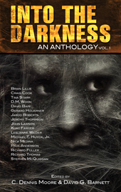 Into the Darkness anthology cover