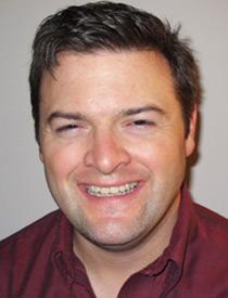 Author Matt Betts