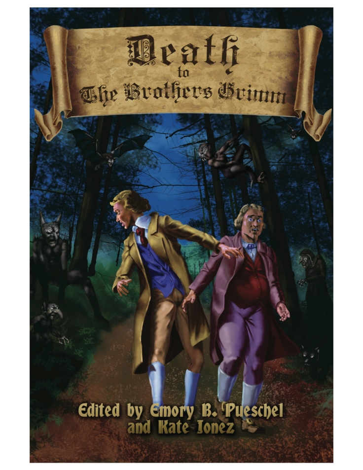 """Preview of """"DeathBrothersGrimm.pdf"""""""