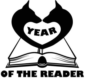 Year of the Reader logo
