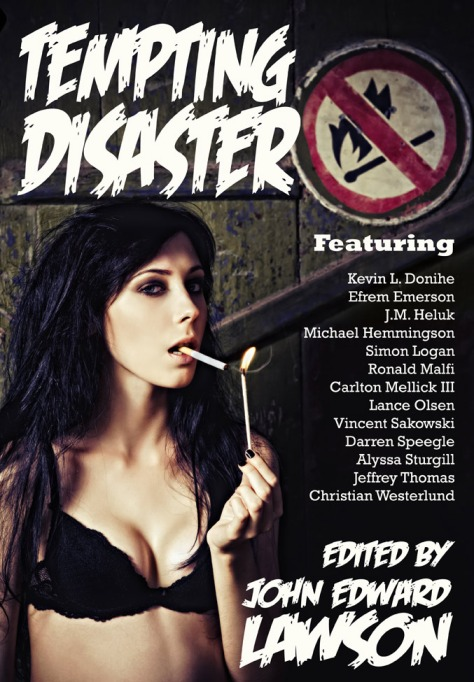 Tempting Disaster cover