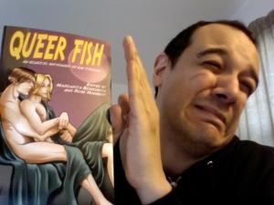 John is horrified by queer books