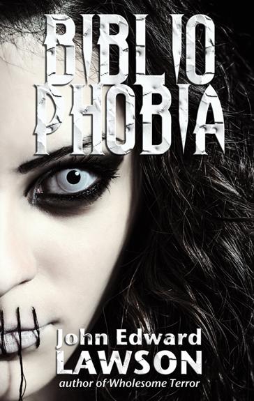 Bibliophobia cover