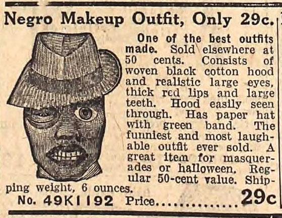 sears-catalog-racist-negro-halloween-1912