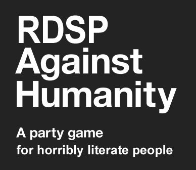 RDSP-against-humanity